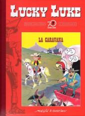 Lucky Luke (Edición Coleccionista 70 Aniversario) -12- La caravana