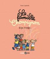 La famille Choupignon -6- Le feu d'artifice