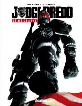 Judge Dredd (Delirium) -3- Démocratie