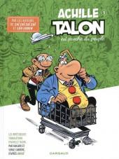 Achille Talon (Les impétueuses tribulations d') -3- Achille talon est proche du peuple