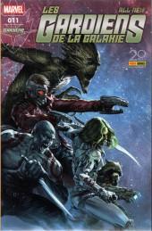 All-New Les Gardiens de la Galaxie -11TL- Seule au sommet