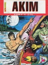 Akim (2e série) -Rec10- Album N°10 (du n°28 au n°30)