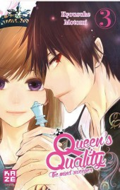 Queen's quality, the mind sweeper -3- Tome 3
