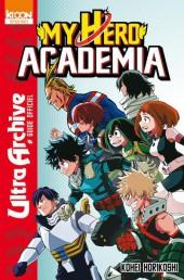My Hero Academia -HS- Ultra Archive