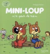Mini-Loup (Les aventures de) -4- Mini-Loup n'a peur de rien
