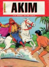 Akim (2e série) -62- L'abdication de Bajan