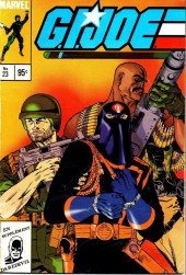 G.I. Joe (Éditions héritage) -23- On capture le commandant cobra