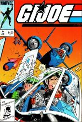 G.I. Joe (Éditions héritage) -34- Vols
