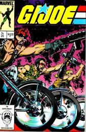 G.I. Joe (Éditions héritage) -35- Dreadnoks en liberté