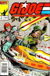 G.I. Joe (Éditions héritage) -47- Combat navale