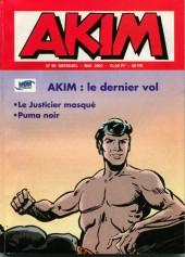 Akim (2e série) -86- Le dernier vol