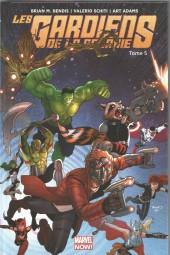 Les gardiens de la Galaxie (Marvel Now!) -5- Les Gardiens Rencontrent les Avengers