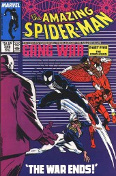 Amazing Spider-Man (The) (1963) -288- Gang War Part five