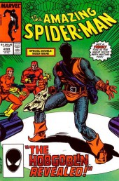Amazing Spider-Man (The) (1963) -289- The Hobgoblin Revealed