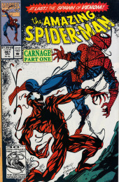 Amazing Spider-Man (The) (1963) -361- Carnage-part one