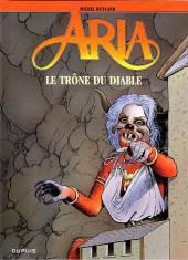 Aria -38- Le trône du diable