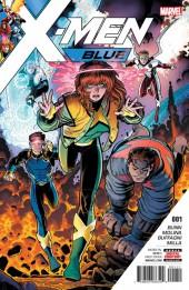 X-Men: Blue (2017) -1- Issue #1