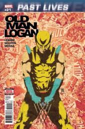 Old Man Logan (2016) -21- Past Lives: Part I of IV