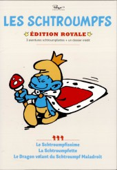Les schtroumpfs -HS3- Edition Royale