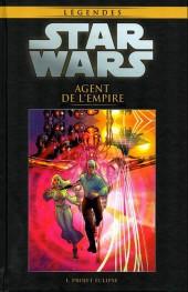 Star Wars - Légendes - La Collection (Hachette) -3943- Agent de l'Empire - I. Projet Éclipse