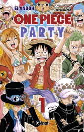 One Piece Party -1- 1