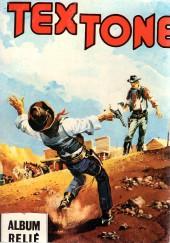 Tex-Tone -Rec93- Album relié N° 93 (n° 494-495-496-497)