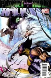 She-Hulk (2005) -16- Planet Without A Hulk: Part 2 of 4
