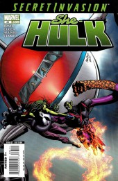 She-Hulk (2005) -33- Fathers And Daughters