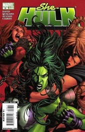 She-Hulk (2005) -36- Lady Liberators Part 3