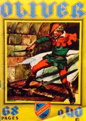 Oliver -133- Quatre pauvres moines...