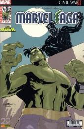 Marvel Saga (3e série) -6- Hulk : Civil War II