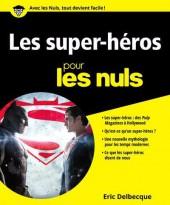 (DOC) Études et essais divers - Les super-héros pour les nuls