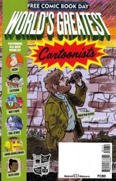 Free Comic Book Day 2017 - World's Greatest Cartoonists