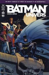 Batman Univers -HS05- Batman et Manhunter