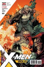 X-Men Gold (2017) -2- Back to the Basics Part 2