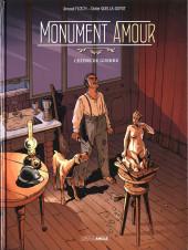 Monument amour -1- Chiens de guerre