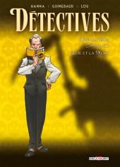 Détectives - Delcourt -7- Nathan Else - Else et la Mort