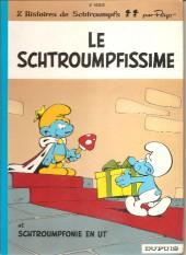 Les schtroumpfs -2b75- Le schtroumpfissime (et schtroumpfonie en ut)