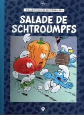 Les schtroumpfs - La collection (Hachette) -33- Salade de Schtroumpfs