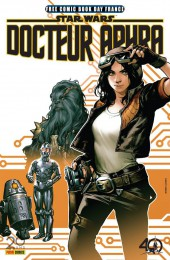 Free Comic Book Day 2017 (France) - STAR WARS – Docteur Aphra