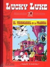 Lucky Luke (Edición Coleccionista 70 Aniversario) -15- El ferrocarril en la pradera