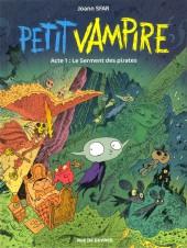 Petit vampire (Rue de Sèvres) -1- Le serment des pirates