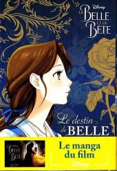 La belle et la Bête (Disney manga) - Le destin de Belle