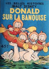 Les belles histoires Walt Disney (1re Série) -18- Donald sur la banquise