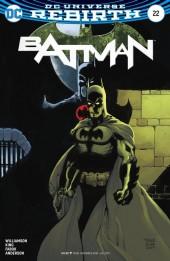 Batman (2016) -22B- The Button, Part Three