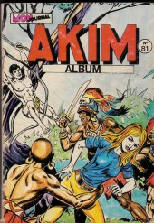 Akim (1re série) -Rec81- Album N°81 (du n° 445 au n°448)