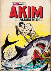 Akim (1re série) -Rec84- Album n° 84 (du n° 457 au n° 460)