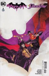 Batman/The Shadow (2017) -2- Batman/The Shadow, Part Two
