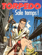 Couverture de Torpedo -6- Sale temps !