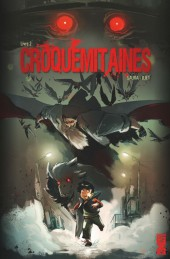 Croquemitaines (Salvia/Djet) -2- Livre 2